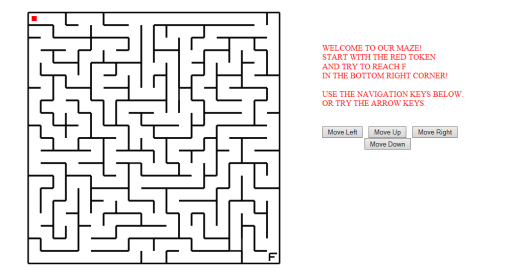screen for maze games, click for full size