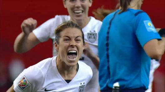 Kelley O'Hara, USA Women's Soccer