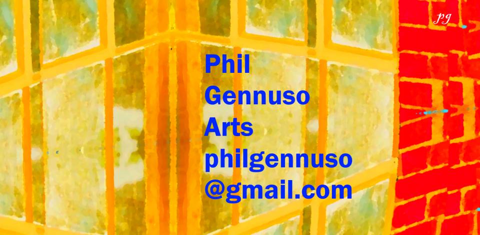 Phil G's Blog/Website
